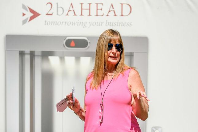 VisionTalkerin Madeline Aufseeser über die Zukunft des Bezahlens