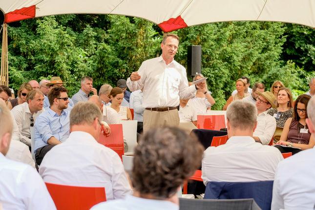 Thermomix-Chef Dirk Reznik über Kundenbedürfnisse der Zukunft