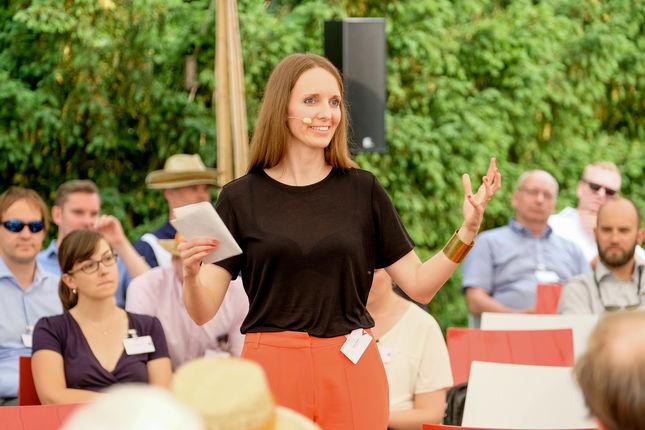 Anna Kaiser, CEO von Tandemploy über kooperative Führungsstrategien der Zukunft