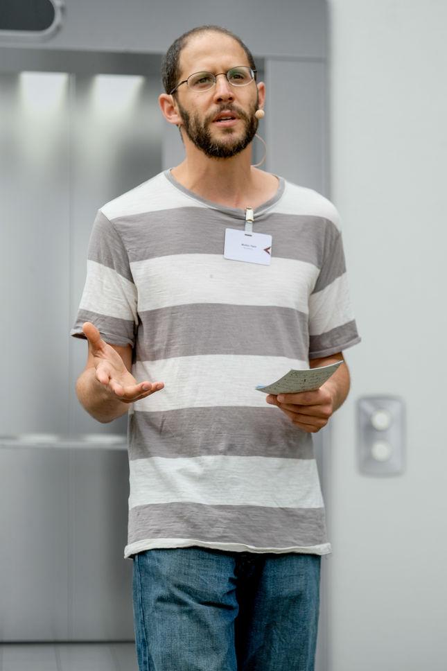 VisionTalker Matan Field über Blockchainanwendungen im HR