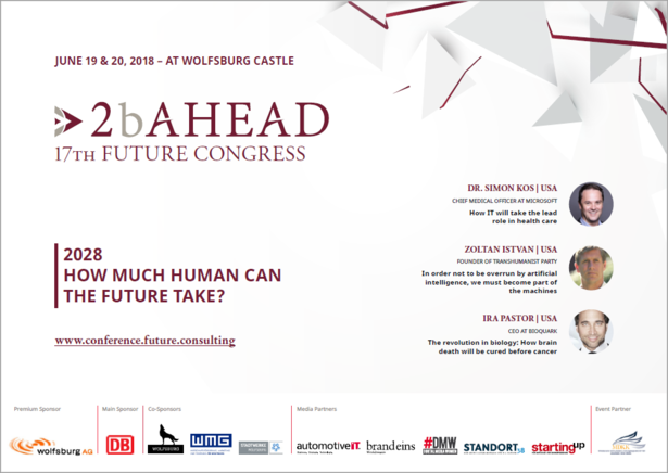 Program 2b AHEAD Future Congress 2018
